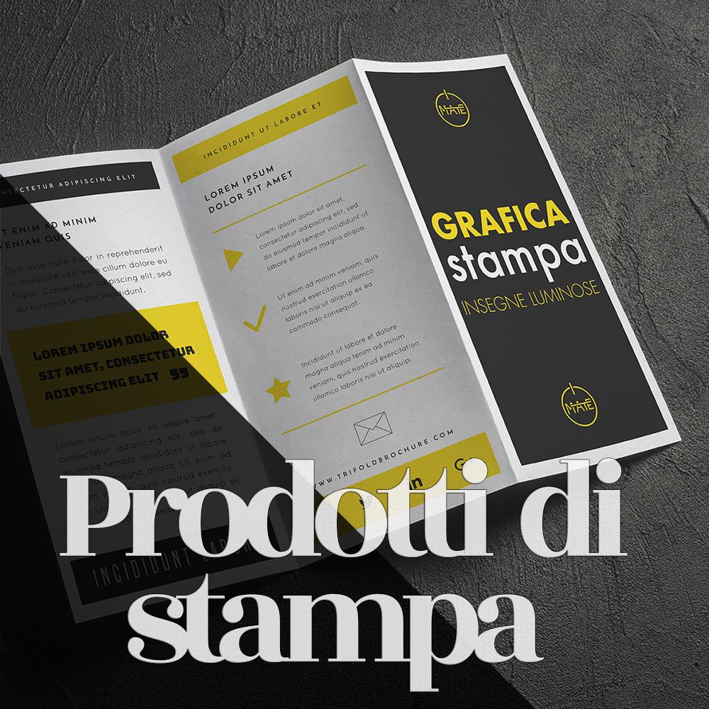 prodotti di stampa