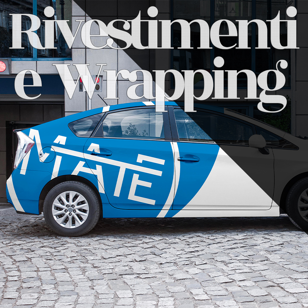 rivestimenti e wrapping